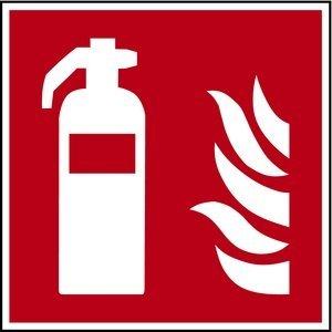 Brandschutzzeichen - Feuerlöscher - nicht nachleuchtend - ISO 7010-0
