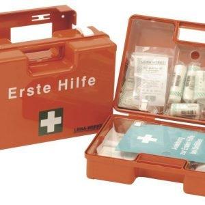 Erste-Hilfe-Koffer SAN mit Druck -0