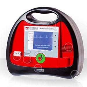 PrimedicTM HeartSave AED-M mit 6 Jahres Lithium Batterie-0