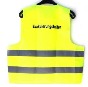 """Warnweste """"Evakuierungshelfer""""-0"""