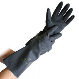 Neopren Chemikalienschutz-Handschuh ANTIACIDO-0