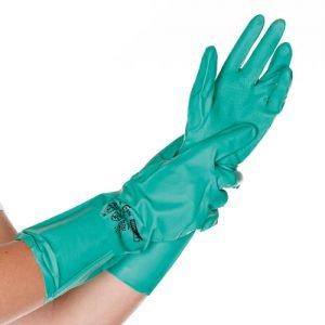 Chemikalienschutz-Handschuh Nitril Professional-0