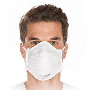 Atemschutzmaske FFP1 NR ohne Ventil - 20 Stk.-0