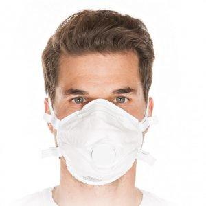 Atemschutzmaske FFP3 NR mit Ventil - 10 Stk.-0
