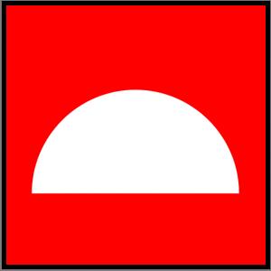 Brandschutzzeichen - Mittel und Geräte zur Brandbekämpfung - nicht nachleuchtend - BGV A8-0