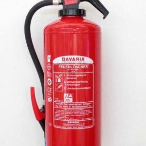 Feuerlöscher - Aufladelöscher - Wasser - 9L-0