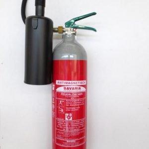 Feuerlöscher - Dauerdrucklöscher - CO2 - 5kg - antimagnetisch-0